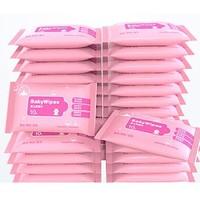 沐陽 嬰兒濕巾10抽 30包