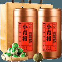 茶益冠香 正宗新会小青柑普洱茶 250g