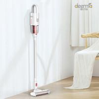 德爾瑪無線吸塵器家用小型大吸力大功率超靜音強力吸小米粒手持式