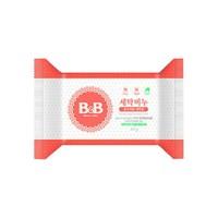 保宁 B&B 婴幼儿洗衣皂 抑菌去渍洋甘菊味200g *10件