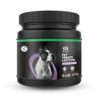耐威克 宠物浓缩卵磷脂400g  美毛健肤 猫狗适用 滋养毛囊 减缓脱毛 *4件