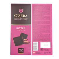 俄羅斯進口  KDV 奧澤拉苦黑巧克力可可脂 90g *12件
