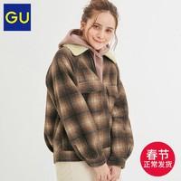 GU 极优 320456 女款舒适保暖外套