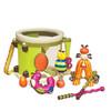 B.toys 比樂 大嘴貓鋼琴 *3件