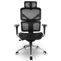 京東自營有貨:享耀家 F3A 2020款 人體工學椅電腦椅