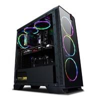 AMD R5 3500X/GTX1650Super吃雞游戲機臺式機組裝機高配網吧電競