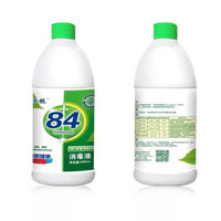 惠能達 84消毒液 500g/瓶 10瓶