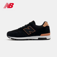 New Balance NB官方2020新款男鞋女鞋運動鞋ML565GCB舒適復古休閑鞋 ML565GCB 40.5