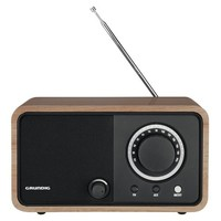 Grundig TR 1200 Wooden Table 收音机 (UKW, AUX-IN) GRR2740