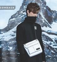COMBACK c0617 男/女款單肩包斜挎包