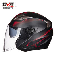 GXT 电动摩托车头盔 四季半覆式安全帽