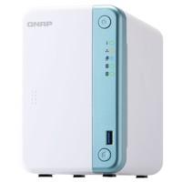 QNAP 威联通 TS-251D-2G 两盘位 NAS网络存储