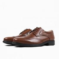GEOX 健樂士 U72R2A00043C6627 男士商務鞋