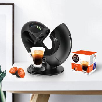 Nestlé 雀巢 Dolce Gusto 多趣酷思 美式浓黑胶囊咖啡 16颗 144g