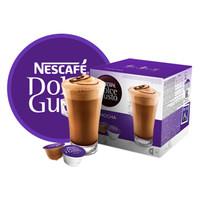 Nestlé 雀巢 Dolce Gusto 多趣酷思 摩卡胶囊咖啡 16颗装
