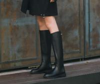 BELLE 百麗 19575DG9B 女士高筒長靴