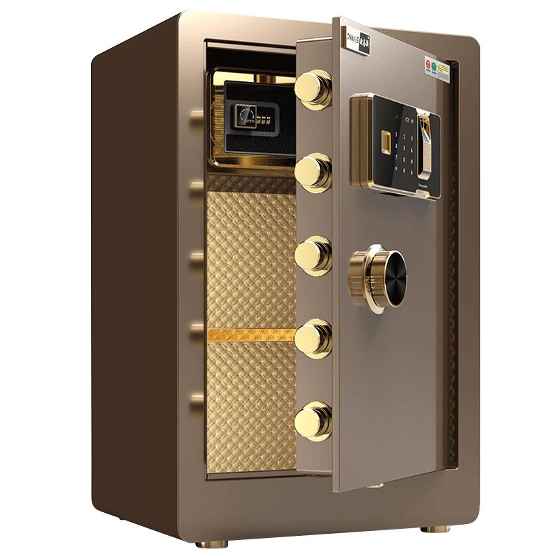 ONNAIS 欧奈斯 FDG-A1/J-52 电子密码保管柜 60cm 咖啡金色