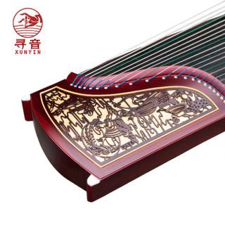 寻音古筝 初学者入门演奏考试级古筝民族弹拨乐器