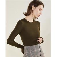 La Chapelle 拉夏贝尔 30084210 女士羊毛针织衫