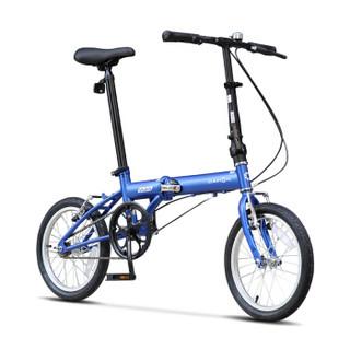 DAHON 大行 YUKI KT610 16寸 超轻折叠自行车