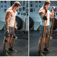Ma fitness MFLLSTZ173 家用拉力帶