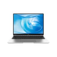 61预售:HUAWEI 华为 MateBook 14 2020款 14英寸笔记本电脑(i5-10210U、8GB、512GB、MX250)