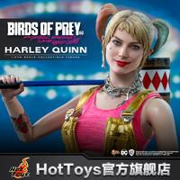 玩模总动员:HotToys《猛禽小队和哈莉•奎茵》哈莉·奎茵 1/6 人偶