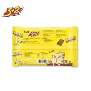 康师傅 3+2苏打夹心饼干蛋糕营养早餐办公室休闲零食小吃香草巧克力400g