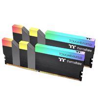 Tt(Thermaltake)ToughRam RGB DDR4 3000 16GB(8Gx2)套装 台式机内存灯条