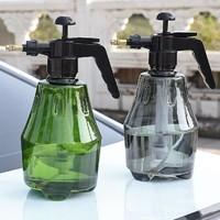 氣壓式澆花噴霧瓶多肉植物澆水壺小型澆花壺噴霧器噴壺多用噴壺