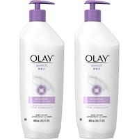 中亚Prime会员: OLAY 玉兰油 美白身体乳液 600ml 2瓶装