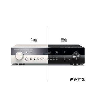 雅马哈(YAMAHA)RX-S602 音响音箱 家庭影院 功放 5.1声道数字功率放大器 蓝牙/WIFI 黑色