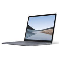 百亿补贴:Microsoft 微软 Surface Laptop 3 13.5 英寸笔记本电脑( i5-1035G7、8GB、128GB)
