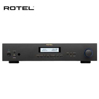 ROTEL RA-630 hifi高保真音响 功放音箱 立体声合并式功率放大器 USB/蓝牙 黑色
