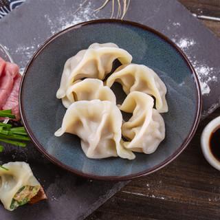 吴大娘 大娘水饺 韭菜猪肉饺 700g(饺子 速冻饺子 水饺 早餐 烧烤 火锅食材)