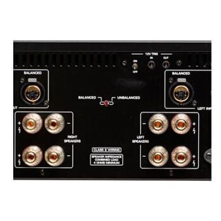 ROTEL RB-1582MKII 音响 音箱 家用后级功放 hifi高保真立体声后置功率放大器 200W/声道 平衡输入 银色