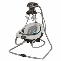 Graco葛萊 嬰兒電動多功能安全秋千搖椅
