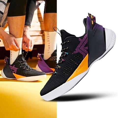 ANTA 安踏 要疯3-ATTACK 11931608 男士篮球鞋