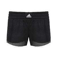 限尺码、考拉海购黑卡会员:adidas 阿迪达斯 BK7966 2IN1 MESH SHORT 女士训练短裤 *2件