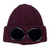 C.P. Company Knitted Goggle Beanie 男士护目镜针织帽