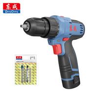 预售0点截止、61预售:东成 WJZ1201D 家用电钻 单电版