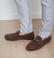OZWEAR OB431 男士防水豆豆鞋