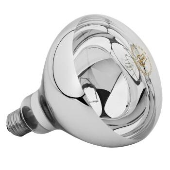 OPPLE 欧普照明 E27 浴霸取暖灯泡 银色 275W