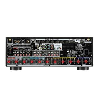 天龙(DENON)AVR-X4500H 音响 音箱 家庭影院 9.2声道AV功放 4K直通 杜比全景声DTS:X Auro-3D 蓝牙WIFI 黑