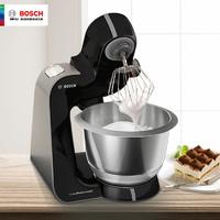 Bosch/博世 歐洲進口廚師機多功能和面機揉面機家用MUMVH48BCN