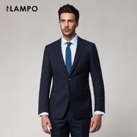LAMPO 蓝豹 CA00752-B82169 男士商务西服