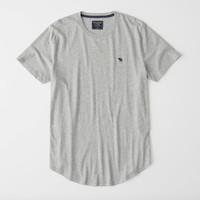 反季特卖:Abercrombie&Fitch 300094 男士圆领T恤