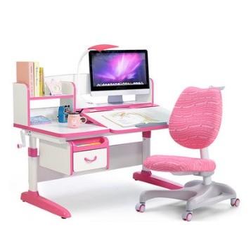 Totguard 护童 抑菌系列 HTH-512YW+HTY-620 学习桌椅套装