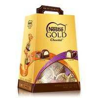 限地区: Nestle 雀巢 奇欧比醇点风味金装巧克力制品盒装156g *5件