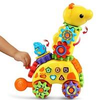 VTech 伟易达 GearZooz CytoZoz 旋转 & 欢笑 长颈鹿玩具